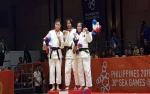 Judo Sumbang 2 Medali Emas dan 1 Perak