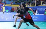 Fadia/Ribka Lolos ke Perempatfinal