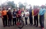 Pererat Silaturahmi Lintas Instansi, Pemkab Barito Timur Gelar Senam Bersama