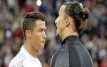 Ibra pada Ronaldo: Pindah ke Juve Bukan Tantangan