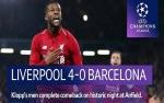 Liverpool vs Barca Paling Banyak Ditonton di 2019