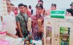 Bupati Murung Raya Resmikan Pasar Pelita Hulu