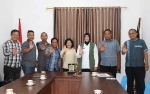 Wakil BupatiPulangPisau Kunjungi Sleman Terkait Penanganan Narkoba