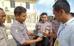 Propam Polres Kapuas Periksa Kelengkapan Administrasi dan Kerapian Anggota Tingkatkan Kedisiplinan