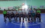 PWI Murung Raya Melaju ke Semifinal Futsal Porwada Kalteng
