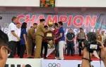 Sekda Kalteng Resmi Buka Turnamen Futsal Gubernur Cup III