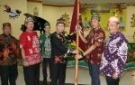 Bupati Hendra Lesmana Terpilih sebagai Ketua DAD Lamandau Secara Aklamasi