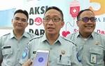 Jasa Raharja Gandeng Biddokkes Polda Kalteng Beri Pelayanan Jelang Natal dan Tahun Baru
