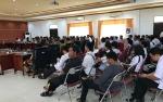 Ini yang Dibahas Anggota DPRD Kapuas dengan Sekretariat Dewan