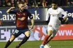 Diimbangi 10 Pemain Osasuna, Sevilla Kian Tertinggal dari Dua Besar