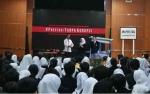 Siswa SMK Tanya Hukuman Mati untuk Koruptor ke Presiden Jokowi