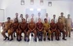 Camat Dusun Timur Lantik 7 Badan Permusyawaratan Desa
