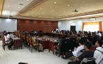DPRD Kapuas Gelar Pertemuan dengan Seluruh Jajaran Sekretariat Dewan