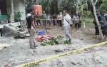 Polres Kotim Kirim Tim Identifikasi ke TKP Pembunuhan Istri