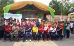 Bupati Kobar: Insan Kesehatan Harus Bekerja Ikhlas dan Pentingkan Unsur Sosial