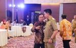 Bupati Barito Utara Hadiri Pertemuan Tahunan BI