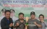 Atlet  Gunung Mas Raih Juara I di Pertandingan Catur Bupati Cup Katingan