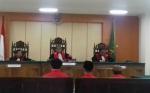 3 Kurir Sabu 2 Kilogram dan 250 Butir Ekstasi Terancam 17 Tahun Penjara