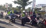 Satlantas Polres Kobar Tilang 52 Pengendara