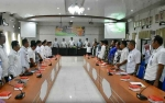 Barito Utara Ekspose Kajian Pengembangan Industri Pengolahan Jagung
