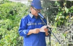 Dinas Lingkungan Hidup Barito Utara Terus Sosialisasi Karhutla