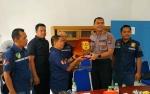 AKBP Dostan Matheus Siregar Pamit ke PWI Seblum Tinggalkan Barito Utara