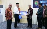 Pemkab Barito Utara Terima Alat Pendukung Utama dari Provinsi