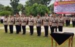 Tujuh Pejabat Utama Polresta Palangka Raya Bergeser