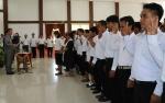 Bupati Gunung Mas Lantik Anggota BPD di Kecamatan Miri Manasa dan Kecamatan Damang Batu