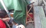Penemuan Mayat Tertimpa Kursi, Gegerkan Warga Mendawai