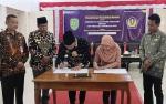 Pemkab Sukamara dan KPP Pratama Pangkalan Bun Tandatangani Kesepakatan Bersama