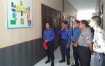 Satpol PP dan Damkar Kapuas Cek Sistem Keamanan Kebakaran di Perkantoran