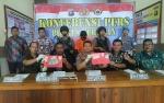 Warga Kuala Pembuang Ditangkap karena Bawa Sabu