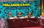 Bupati Katingan Bersama Bupati Pulang Pisau, dan Wali Kota Tandatangani Kesepekatan Bersama Antardaerah