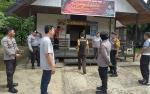 Polsek Kapuas Timur Sambangi Gereja di Anjir Mambulau Tengah