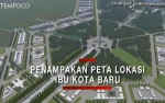 Sayembara Ibu Kota Baru, 257 Desain Lolos Tahap Pertama
