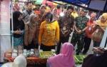 Dorong Ekonomi Kreatif dan UMKM Kobar, Pasar MalamDigelar 2 Kali Sebulan