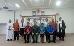 30 Anggota BPD 6 Desa di Kecamatan Sepang Diresmikan