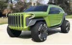 Jeep Siapkan Saingan Suzuki Jimny, Andalkan Tenaga Listrik