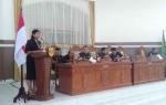 Ini Pesan Wakil Ketua DPRD Gunung Mas untuk Damang Kepala Adat