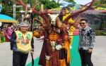 Sampit Ethnik Carnival Diikuti 300 Peserta dari Berbagai Kabupaten dan Provinsi