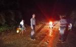 Jalan Poros Antang Kalang Rusak Parah, Banyak Pengendara Motor Terjatuh