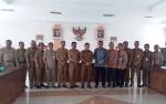 Kepala BPKP Kalteng Kunjungan Kerja ke Barito Timur