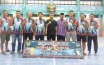 Ketua DPRD Seruyan Buka Liga Futsal Nusantara 2019