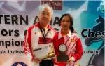 Pecatur Ummi Fisabilillah Raih Norma WGM Usai Juara Junior Asia Timur