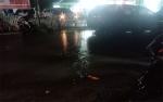 Sejumlah Jalan di Kuala Kurun Tergenang Setelah Diguyur Hujan