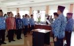 Bupati Barito Timur Kukuhkan Lembaga Kerja Sama Tripartit
