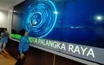Wali Kota Palangka Raya Launching Command Centre