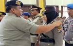 3 Perwira Polres Kotim Serah Terima Jabatan