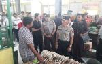 Polisi Sidak Pusat Perbelanjaan di Kotawaringin Barat